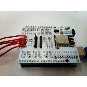 iNut - Cảm biến (Development board)